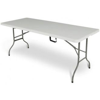 Zahradní nábytek - Cateringový stůl - skládací 180 cm