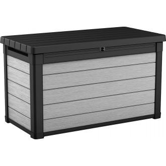 Zahradní nábytek - Zahradní úložný box KETER Denali Duotech Deck Box 380L