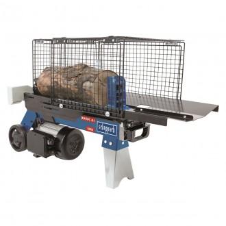 Zahradní technika - Scheppach HL 460 horizontální štípač na dřevo 4 t
