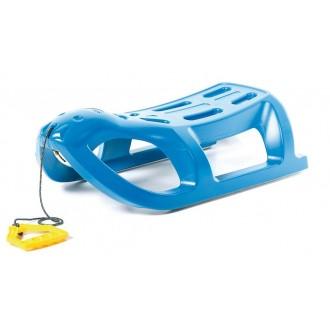 Sport a zábava - Dětské sáňky SEA LION - světle modré
