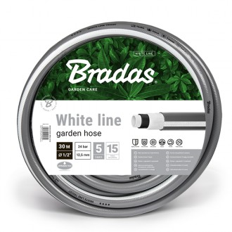 """Zavlažování - Zahradní hadice WHITE LINE 30m - 1/2"""" profesional"""