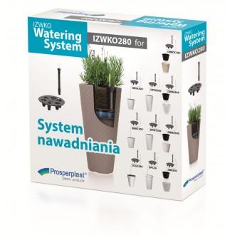 Květináče a truhlíky - Samozavlažovací systém IZWKO 27,7 cm