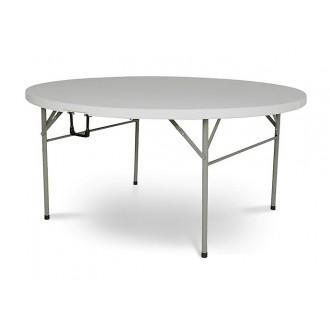 Zahradní nábytek - Cateringový stůl kulatý -  170 cm