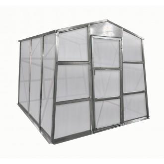 Skleníky - Zahradní skleník G21 GZ-48 - 2,5x1,9 m, pozinkovaný