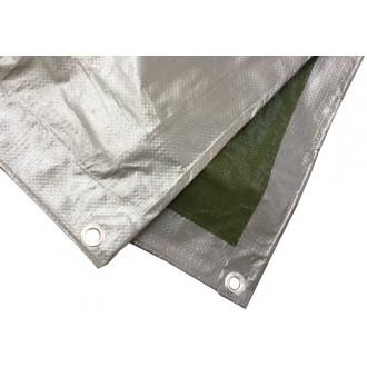 Krycí plachty - Krycí plachta 10x15 m - 120 gramů