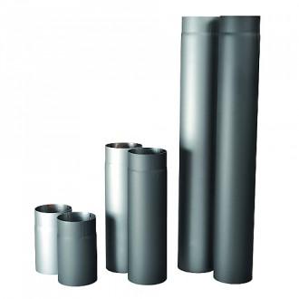 Kamna - Roura kouřová silnostěnná 150mm / 1000mm / 1,5mm