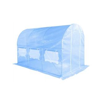 Fóliovníky - Zahradní fóliovník 2x3m HomeGarden - modrý -  NOVINKA !
