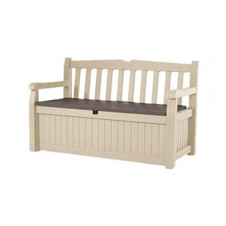 Zahradní nábytek - Zahradní lavice Keter Eden Garden Bench 265 L