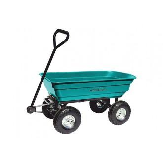 Zahradní nářadí - Zahradní vozík - sklápěcí GreenMill GR9380