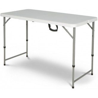 Zahradní nábytek - Cateringový stůl - skládací 122 cm