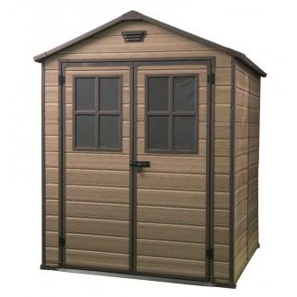 Zahradní domky - Zahradní domek Keter SCALA 6x8 Brown