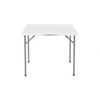 Zahradní nábytek - Cateringový stůl čtvercový - skládací 88x88 cm