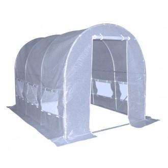 Fóliovníky - Zahradní fóliovník bílý 2x3m HomeGarden