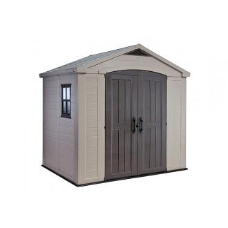 Zahradní domky - Zahradní domek Keter Factor 8x6