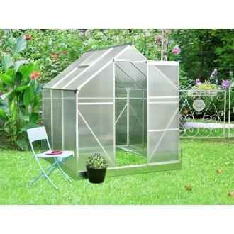 Skleníky - Zahradní skleník VespaGarden 3,6 m2 + základna ZDARMA