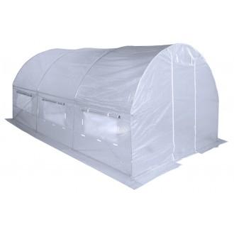 Fóliovníky - Zahradní fóliovník bílý 3x4,5m HomeGarden