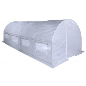 Fóliovníky - Zahradní fóliovník HomeGarden 3x6m bílý