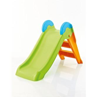 Sport a zábava - Dětská skluzavka Keter Boogie - orange