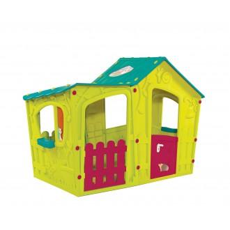 Zahradní domky - Dětský domek Keter Magic Villa House