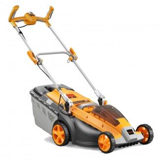 Zahradní technika - Riwall PRO RALM 3740i - akumulátorová travní sekačka 40 V