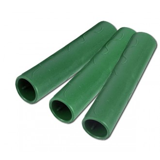 Krycí plachty - Spojka pro tyčky k rostlinám - 1,1cm/10ks