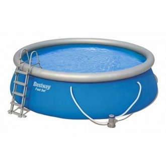 Bazény a vířivky - Bazén Fast Set 4,57 x 1,22 m - 57289 + filtrace a schůdky