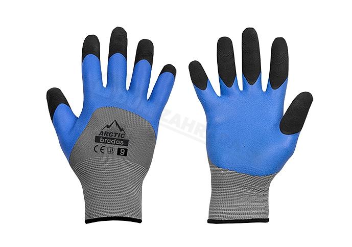 Ochranné pomůcky - Pracovní rukavice ARCTIC latex - vel. 11 cd16e11ba7