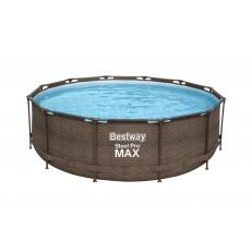 Bazén Bestway Steel Pro MAX 366x100 cm s příslušenstvím