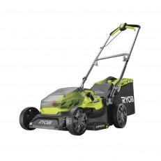 Ryobi RY18LMX37A-150 aku bezuhlíková 18V travní sekačka 37 cm + 1x 5Ah baterie + nabíječka ONE+