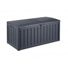 Keter Glenwood Antracit - zahradní box 390 L