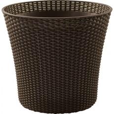 KETER Květináč Conic Planter - Brown