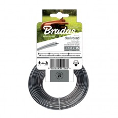 Žací struna BRADAS Ripper Dual 2 mm x 50 m kulatá