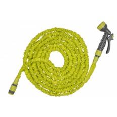 Komplet flexibilní zahradní hadice TRICK HOSE 7,5-22m - světle zelená