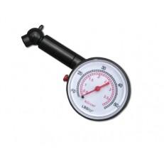 Měřič tlaku v pneumatikách s ventilem