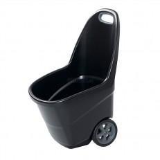 Zahradní vozík Keter XL EASY GO BREEZE 62L - Dark grey