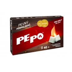 Pevný podpalovač - krabička PE-PO