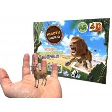 Živá zvířata AR - edukativní hra s virtuální realitou