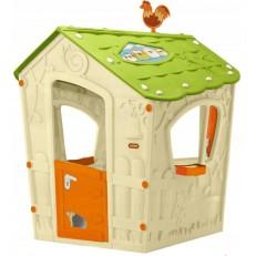 Dětský domek Keter Magic Playhouse - béžový
