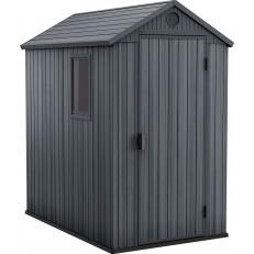 Zahradní domek Keter Darwin 4x6 - Grey