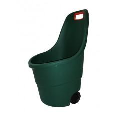 Zahradní vozík Keter EASY GO BREEZE 55L - Green / Orange