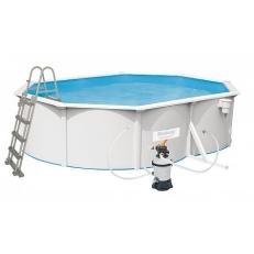 Bazén Hydrium Oval 5 x 3,6 x 1,2 m - 56586