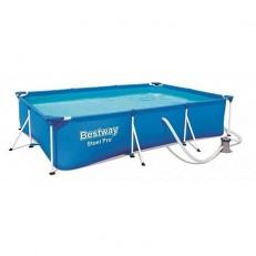 Bazén Steel Pro 3 x 2,01 x 0,66 m s kartušovou filtrací - 56411