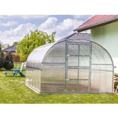 GARDENTEC Classic  2 x 3 m zahradní skleník z polykarbonátu