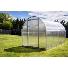 Zahradní skleník z polykarbonátu GARDENTEC Simplex - 4 x 2 m