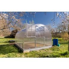 GARDENTEC Classic T - 4 x 3 m zahradní skleník z polykarbonátu