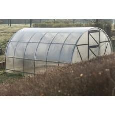 Zahradní skleník z polykarbonátu GARDENTEC Econom - 4 x 3 m