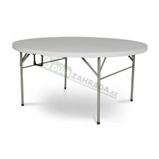 Cateringový stůl kulatý -  150 cm