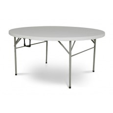 Cateringový stůl kulatý -  170 cm