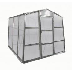 Zahradní skleník G21 GZ-48 - 2,5x1,9 m, pozinkovaný