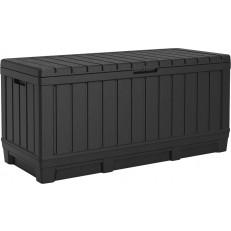 Zahradní úložný box KETER Kentwood 350 l - graphite